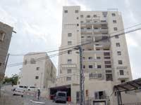 הבנין בירושלים / צילום: איל יצהר