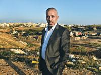 פאיז אבו סהיבאן / צילום: אייל פישר