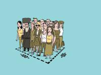 המס הגמיש / איור: ליאב צברי