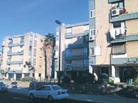 רחוב ארבר  תל אביב / צילום: יחצ