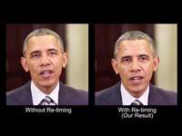 ברק אובמה המקור והמשוכפל / צילום: אתר החברה