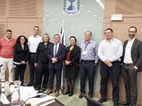 ועדת החקירה הפרלמנטרית / צילום: יצחק הררי, דוברות הכנסת