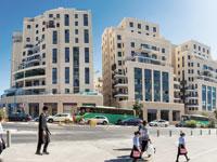 פרויקט מגורים לחרדים ברחוב שמגר 10 בירושלים./  צילום: רפי קוץ
