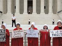 מחאה/ צילום: רויטרס