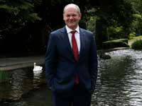 שר האוצר הגרמני, אולף שולץ / צילום:.ס.א.פ קרייטיב / Shutterstock
