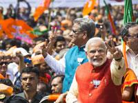 נרנדרה מודי, ראש ממשלת הודו/ צילום:  Shutterstock/ א.ס.א.פ קרייטיב