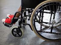 כסא גלגלים/ צילום: Shutterstock/ א.ס.א.פ קרייטיב