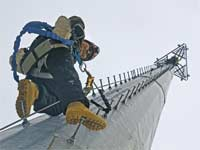 """מגדל תקשורת בארה""""ב /  צילום:  Shutterstock/ א.ס.א.פ קרייטיב"""