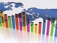 שוקי מניות בעולם / איור:  Shutterstock/ א.ס.א.פ קרייטיב