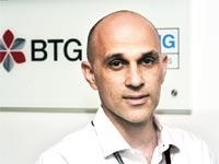 "מנכ""ל BTG, טל לוי / צילום: אייל פישר"