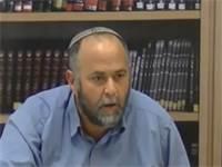 הרב נאומברג / צילום: מתוך יוטיוב
