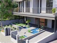 """פרויקט """"ערך עיר"""" ברח' בארי 9, תל אביב/הדמיה: View Point"""