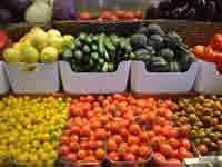 פירות וירקות/ צילום: תמר מצפי