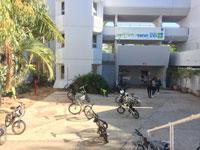 בית ספר בתל אביב/ צילום: מירב מורן