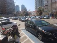 מגרש רחוב בוגרשוב 14 תל אביב / צילום: איל יצהר