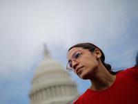חברת הקונגרס אוקאסיו  קורטז/ צילום: REUTERS Carlos-Barria