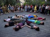 עפולה אירוע של תנועת תרבות/ צילום: עוז זלוף