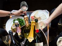 שמפניה / צילום: איתיאל ציון