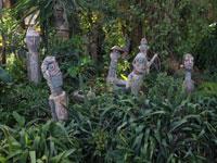 גן הפסלים של מאיר דודזון/ צילום: אורלי גנוסר