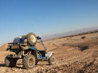 טיול תומקאר במדבר/ צילום: אורלי גנוסר