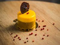 מוס שוקולד ופסיפלורה / צילום: יחצ חול