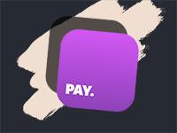 """לוגו אפליקציית PAY / צילום: יח""""צ"""
