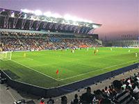 אצטדיון המושבה / צילום: רויטרס
