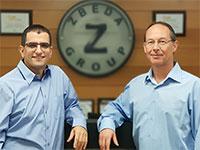"Mobilion אבי פלדמן ואייל זבידה, ממייסדי קרן ההשקעות / צילום: יח""צ"