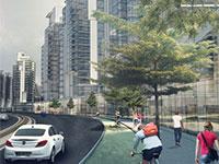 קרית שרת / הדמיה: משרד בר לוי אדריכלים ומתכנני ערים.