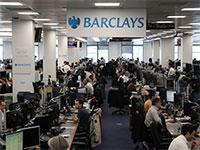 בנק BARCLAYS בלונדון / צילום: Simon Dawson, רויטרס
