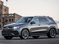 "Mercedes Benz GLE 2020 / צילום: יח""צ"