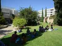 אוניברסיטת הר הצופים ירושלים/ צילום: איל יצהר