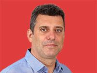 """אסף אלפרוביץ', לשעבר מנכ""""ל אליום מדיקל  / צילום: יח""""צ"""