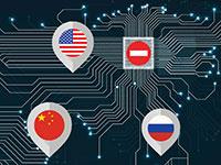 הלאומנות הדיגיטלית מאיימת על האינטרנט כפי שאנו מכירים אותו / אילוסטרציה: טלי בוגדנובסקי