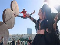 מתוך הקמפיין של גינדי תל אביב UPPER HOUSE / צילום: אתר גינדי תל אביב