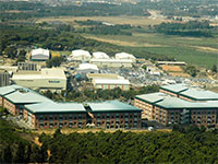 פארק העסקים ביקום / צילום: תמר מצפי