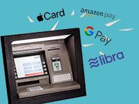 השקות מרובות של שירותים פיננסיים מטעם ענקיות הטכנולוגיה / צילום: shutterstock, שאטרסטוק