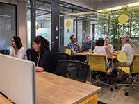 מרכז החדשנות מבפנים / צילום: כדיה לוי
