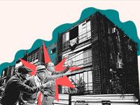 בעל דירה סרבן / עיצוב: טלי בוגדנובסקי, צילום: איל יצהר, shutterstock