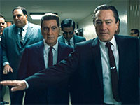 """רוברט דה נירו ואל פצ'ינו ב""""האירי"""" / צילום: באדיבות נטפליקס, יח""""צ"""