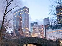 מגדלי יוקרה במערב הסנטרל פארק, ניו יורק / צילום: shutterstock, שאטרסטוק