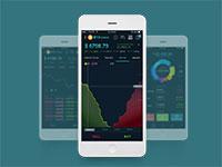 אפליקציית בורסת הקריפטו DX  / צילום: DX.Exchange