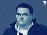 מיכאל ביטון, כחול לבן / צילום: תמר מצפי