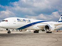 מטוס הדרימליינר העשירי של אל על הנקרא אילת  / צילום: יוחאי מוסי