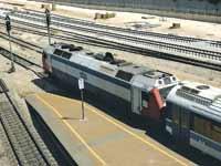 מסילת רכבת/ צילום: תמר מצפי