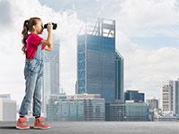 עם הפנים ל–2030 / אילוסטרציה: shutterstock, שאטרסטוק