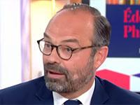 אדוארד פיליפ, ראש ממשלת צרפת / צילום: מתוך תוכנית אירוח בצרפת