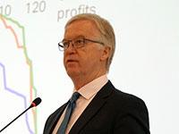 """בריאן פירס, ראש אגף הכלכלה ביאט""""א / צילום: IATA"""