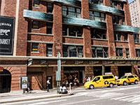 צ'לסי מרקט במנהטן / צילום: shutterstock, שאטרסטוק