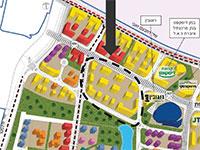 קומפלקס המשרדים המתוכנן במתחם האלף בראשון-לציוון / צילום: הפניקס